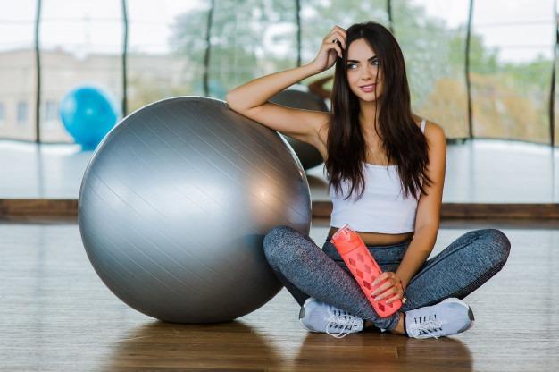 Cómo inflar una Pelota o Balón de Pilates