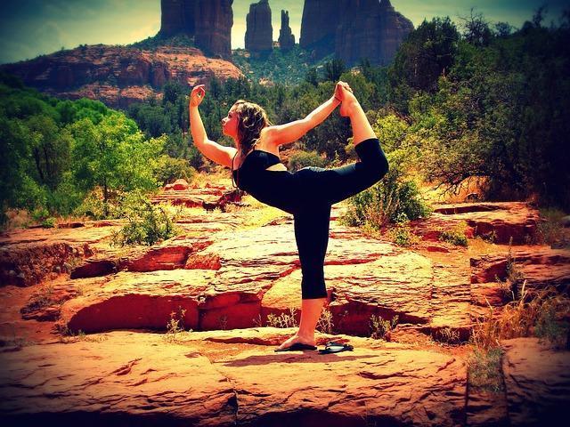 Como se practica el yoga
